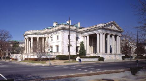 DAR headquarters